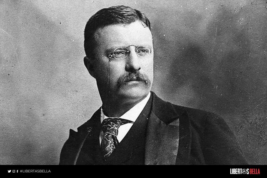 Teddy Roosevelt Quotes on Courage, Conservation, Patriotism, and More