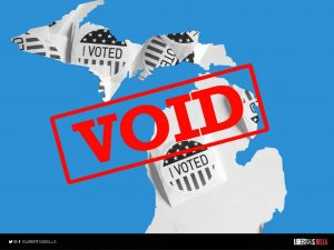 Michigan election fraud in the 2020 Presidential election