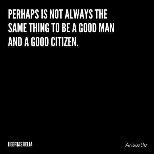 """Civil disobedience quotes - """"Perhaps is not always the same thing to be a good man and a good citizen."""""""