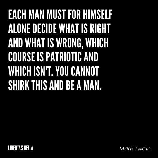 """Civil disobedience quotes - """"Each man must for himself alone decide what is right and what is wrong..."""""""
