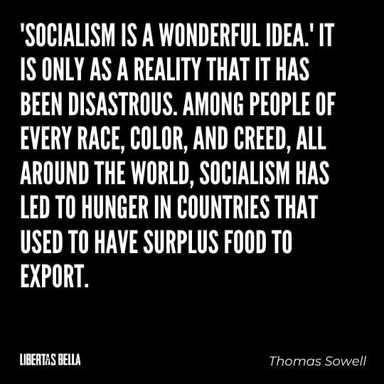 """Socialism quotes - """"Socailism is a wonderful idea' it is only a reality that it has been disastrous..."""""""