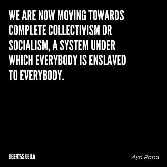 """Socialism quotes - """"We are now moving towards complete collectivism or socialism, a system under..."""""""